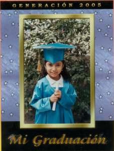 graduacion de kinder