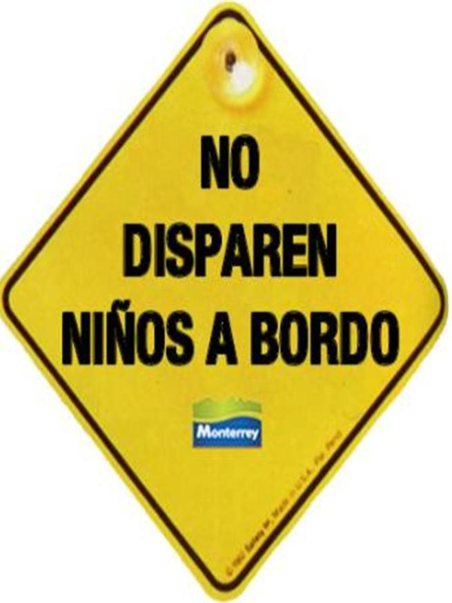no-disparen